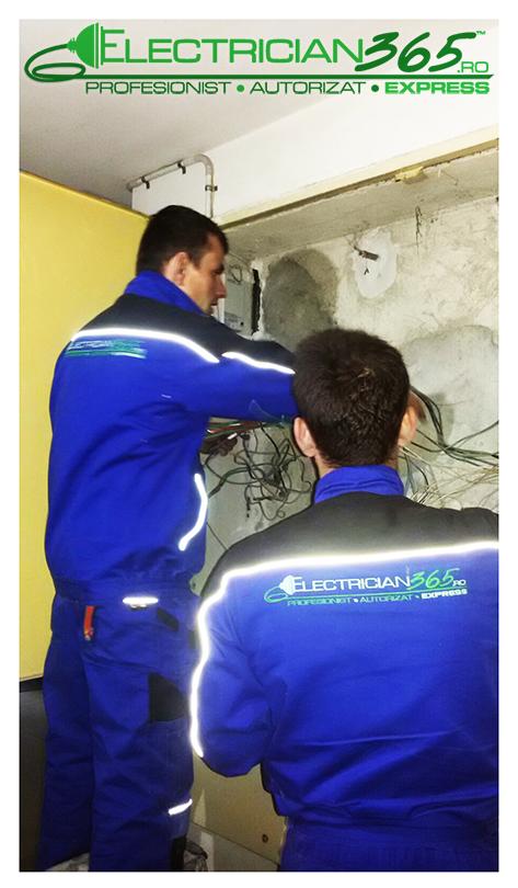 Electrician Autorizat Sector 4