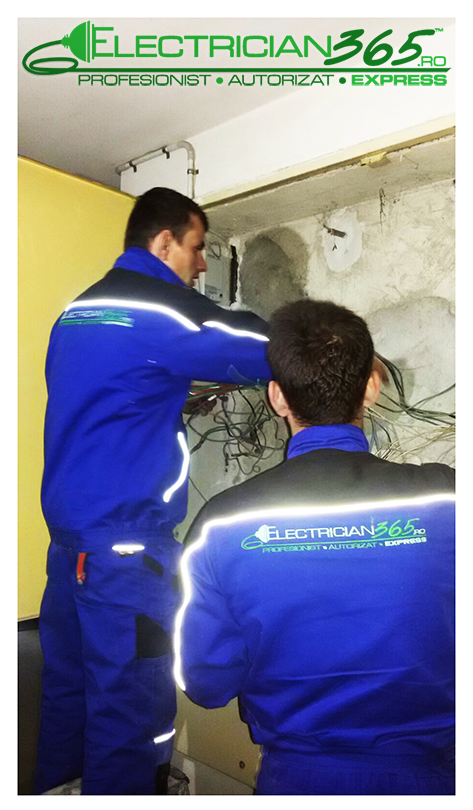 electrician autorizat sector4